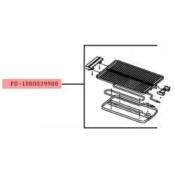 Plaque et resistance grill-viande lono WMF FS-1000039988
