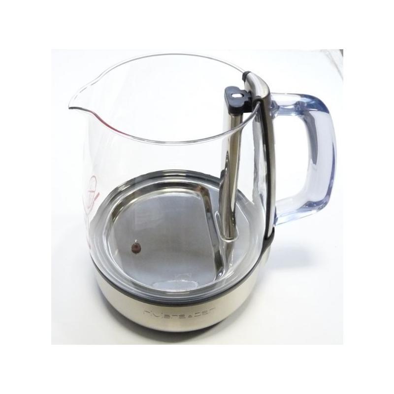 verseuse en verre sans couvercle théière Riviera & Bar QD868A/870A 500587630