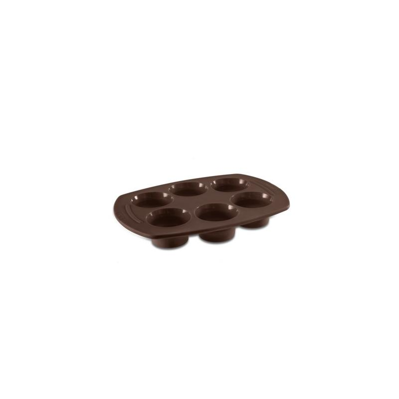 Moule silicone muffin pour cuiseur Cake Factory Tefal TS-01042820