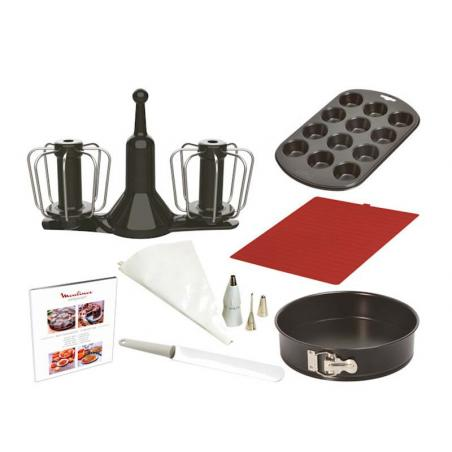 Kit de patisserie Companion Moulinex XF389010
