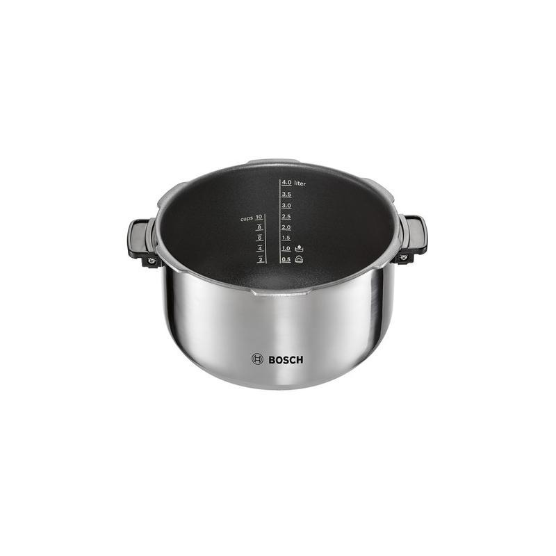 Bol avec couvercle pour autocook Bosch  00578616 - MAZ8BI