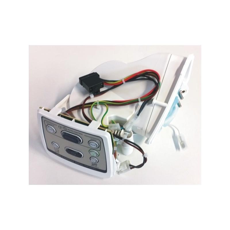 Boitier Avant + Carte pour Générateur Vapeur Pro Express Total Calor CS-00129463