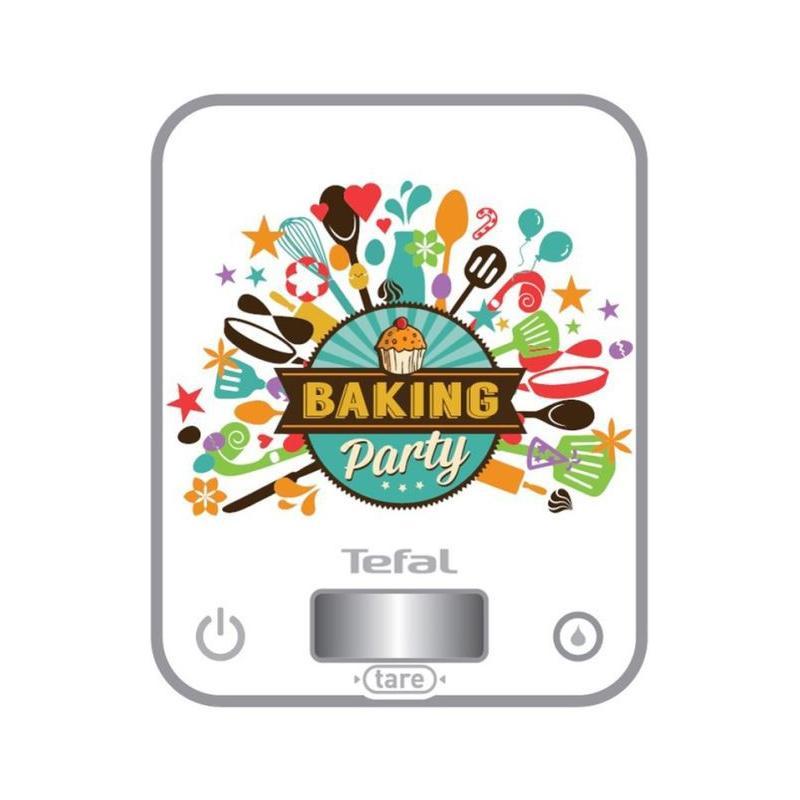 balance de cuisine tefal optiss baking party tefal bc5127v0. Black Bedroom Furniture Sets. Home Design Ideas