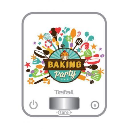 Balance de cuisine TEFAL OPTISS BAKING PARTY TEFAL BC5127V0
