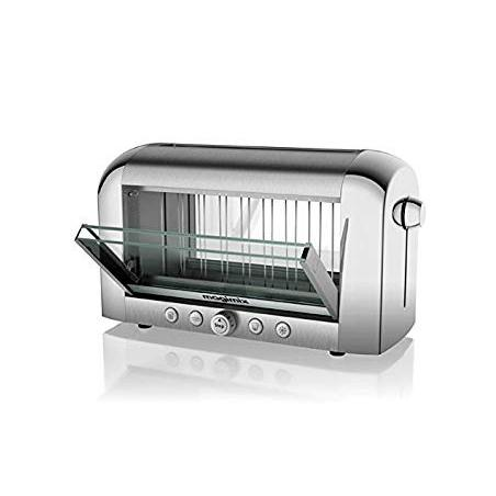 Grille pain TOASTER VISION Magimix brosse brillant 11538