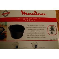 Moule à gâteau Cookeo Moulinex 18 cm XA609001