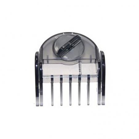 Peigne de 3 a 12 mm Tondeuse barbe wet & dry Precision / Titanuim Calor ref : CS-00123435