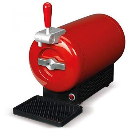 Couvercle complet rouge machine à bière THE SUB Krups SS-202765