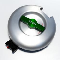 Couvercle complet alu brossé machine à bière THE SUB Krups SS-202131