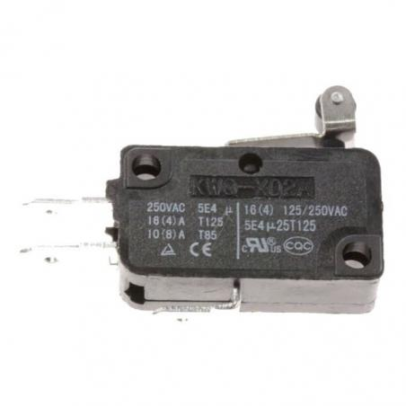 Interrupteur poussoir Hoover 48004437