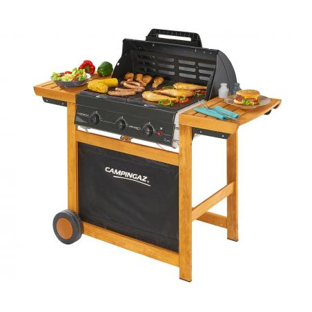 Couvercle Thermometre 3 Series Woody L - Classic Ls-Plus Barbecue Campingaz 5010001651