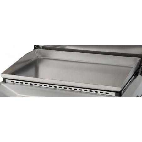 Plaque Cuisson inox pour Barbecue Campingaz MASTER PLANCHA INOX  5010005406