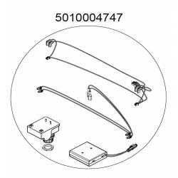 Kit d'Allumage avec Boitier Piles pour plancha Master Campingaz 5010004747