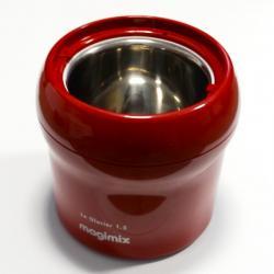 Cuve pour sorbetière Magimix Le Glacier 1,5 l rouge Tomate 505158