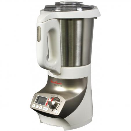 Blender Chauffant Soup'n Co Blanc LM9031B1