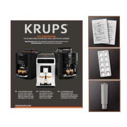 Kit D'entretien Pour Machine Espresso Krups Avec Broyeur À Grains XS530010