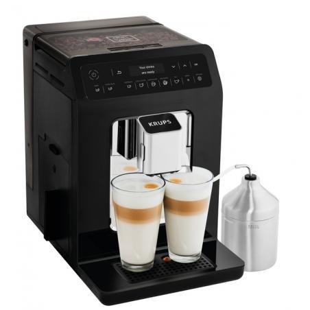 Moulin à café + guide Expresso Espresseria Automatic Krups MS-5A21289