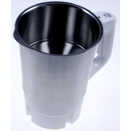 Bol chauffant de blender chauffant soup and co LM90 Moulinex MS-5A08452