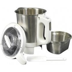 Poignée du panier inox robot cuiseur soup and co Moulinex MS-0A08292
