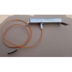Électrode et Support  Bruleur Acier - Fil Long pour Barbecue Campingaz 5010005393
