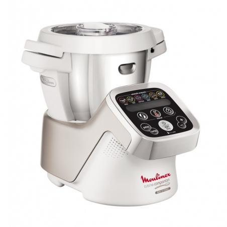 Couvercle + joint robot Companion Moulinex HF800 MS-0A19210 ou MS-0A19110