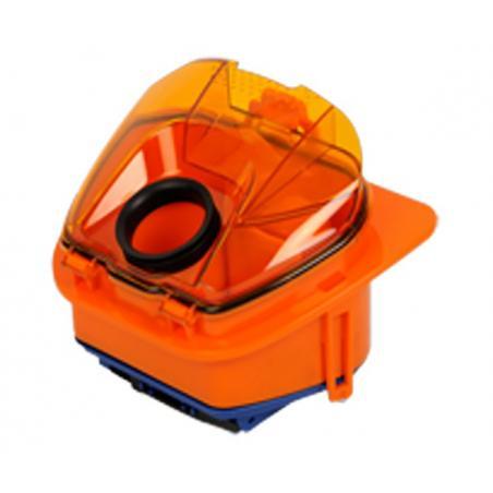 Bac a poussière Séparateur + filtre d'aspirateur Moulinex - Rowenta COMPACTEO ERGO CYCLONIC RS-RT900191