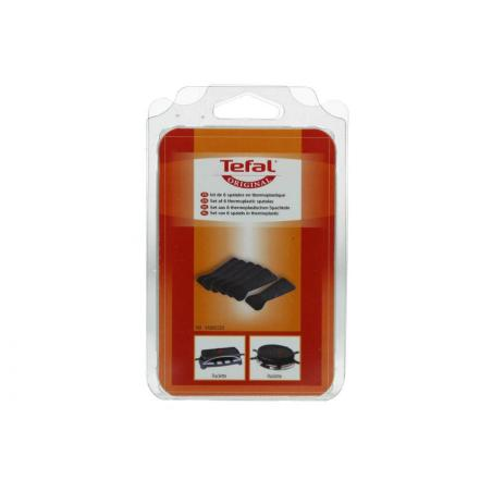 Lot de 6 Spatules pour raclette Tefal ref : XA900203