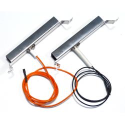 Kit electrodes avec support...