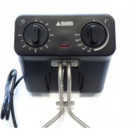 Boitier électrique amovible + résistance  pour friteuse Seb  Filtra Pro SS-992898