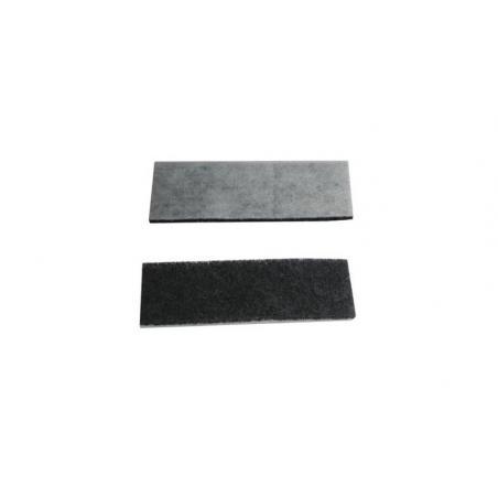 Filtre carbone pour friteuse Principio / Super Air Plus / Oleoclean / Filtra / Mega XXl Moulinex SS-991357 ou XA500021