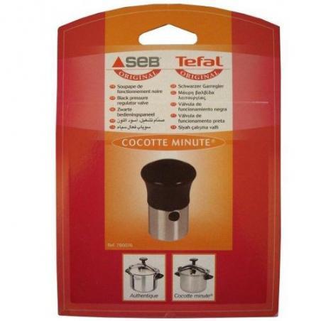 Soupape de fonctionnement  sifflet de cocotte minute - autocuiseur SEB 790076