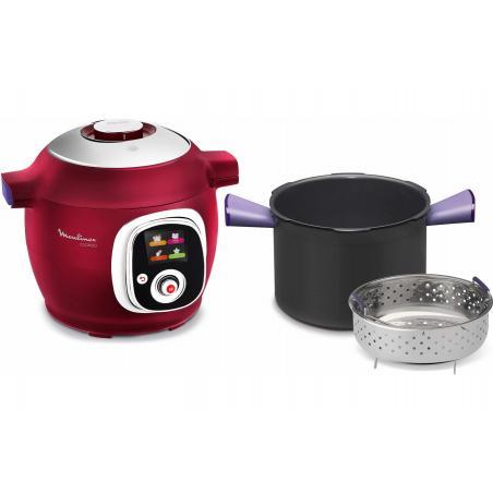 Soupape rouge Cookeo pour cuiseur Moulinex ref : SS-995153