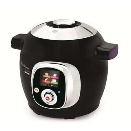 Soupape noire Cookeo pour cuiseur Moulinex ref : SS-994005