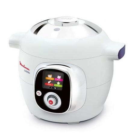 Joint de couvercle de cuiseur automatique Moulinex COOKEO 6 Litres CE70 ref SS-993436
