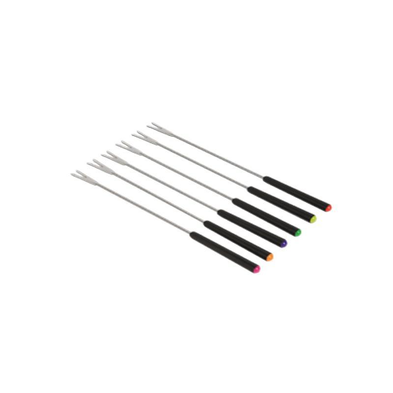 Lot de 6 fourchettes à fondue Tefal TS-22275001