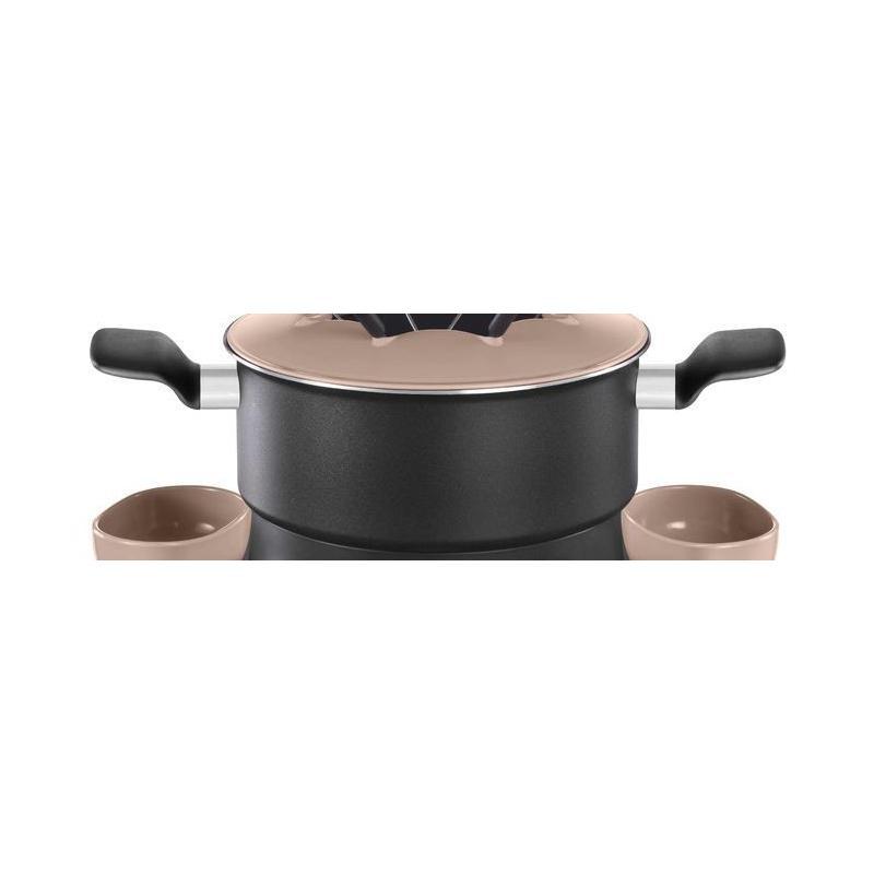 Caquelon noir pour appareil a fondue Color Promo tefal TS-01028040