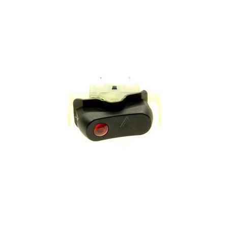 Interrupteur Marche / Arrêt avec voyant tefal 3 cosses ref TS-01021840