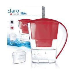 Carafe 2,4 l ClaroSwiss Rouge